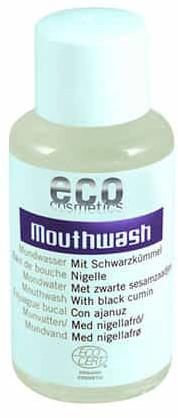 ECO COSMETICS Płyn do płukania jamy ustnej z olejkiem z czarnuszki Eco Cosmetics 50 ml