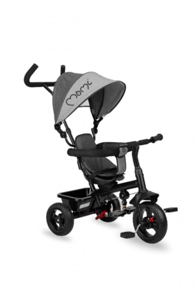Momi MoMi Iris  wózek i rowerek szary 5Y40B4 5Y40B4 SAM  One size