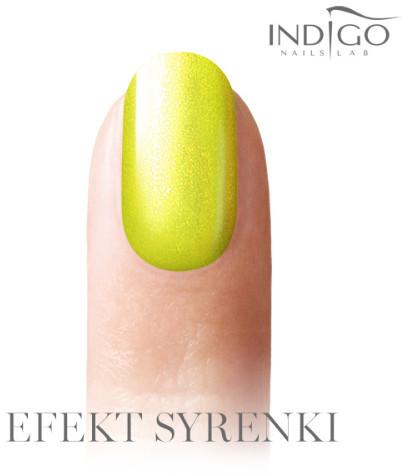 Indigo Indigo Efekt Syrenki Neon Yellow 2.5g