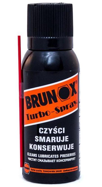 BRUNOX PREPARAT TURBO SPRAY 200ML PIĘCIOFUNKCYJNY 105743
