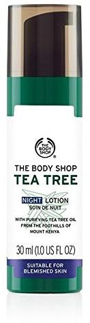 The Body Shop Tea Tree Blemish Fade Lotion unisex, 30ML, 1er Pack (1X 30ML) KBH0601