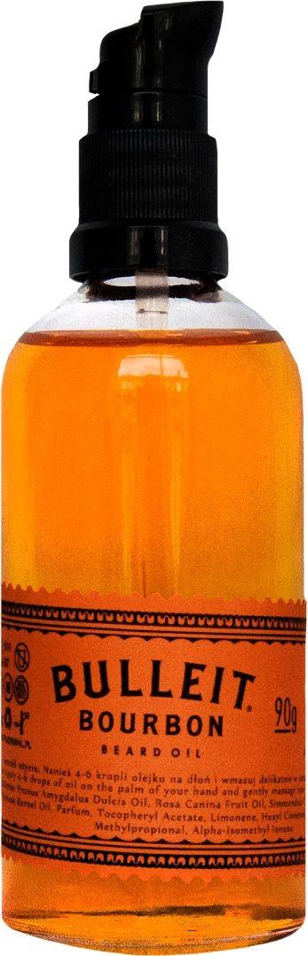 Pan Drwal Bulleit olejek do brody o aromacie amerykańskiego burbonu 100ml 15813