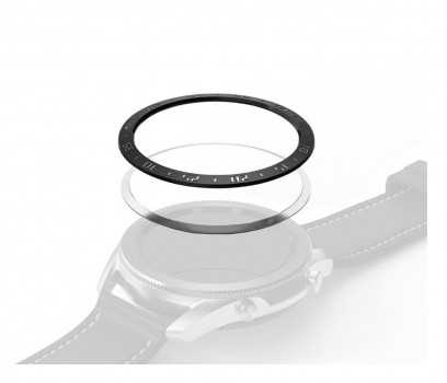 Samsung Ringke Ringke Bezel Styling do Galaxy Watch 3 czarny