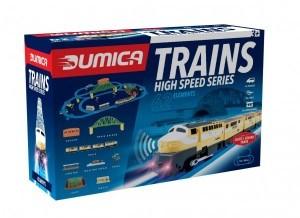 Dumica DUMICA Bridge Train Set Deluxe 20400
