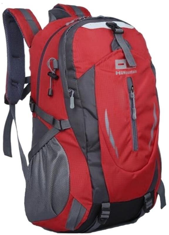 HI MOUNTAIN Plecak, Terra, 35l