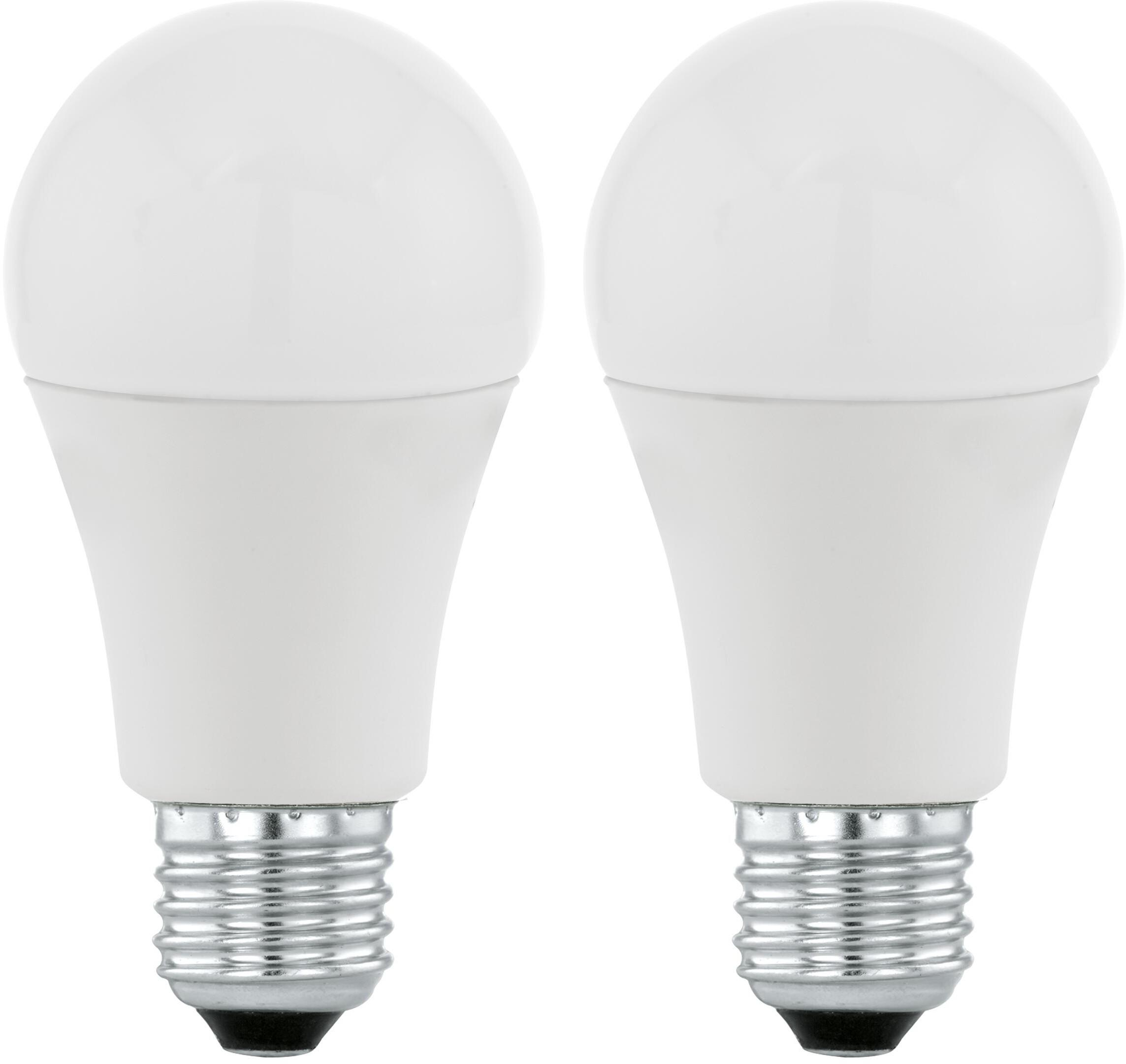 Eglo 2 x Żarówka LED 10W E27 806LM 3000K 11483 EGL11483