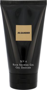 Jil Sander No.4 żel pod prysznic 150 ml dla kobiet