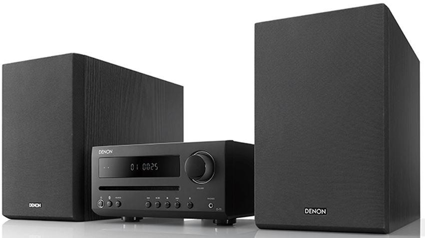 Denon DT-1 (HD 2.30 i Black)