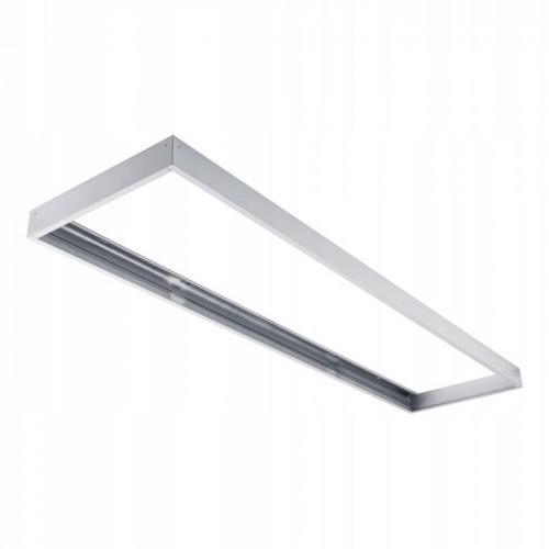 CanLED Ramka natynkowa do paneli LED 120x30cm SF-12030-B
