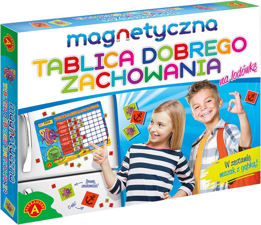 Alexander Magnetyczna Tablica Dobrego Zachowania 012996