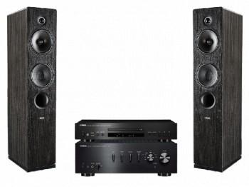 Yamaha A-S501 + CD-S300 + TESI 561