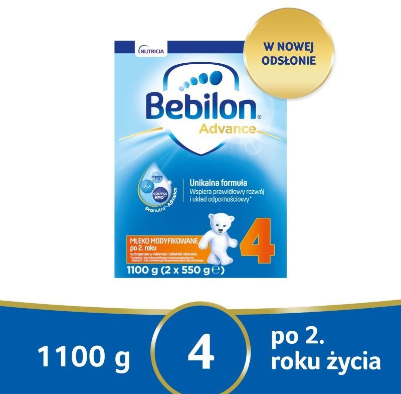 Bebilon NUTRICIA CUIJK B.V Advance 4