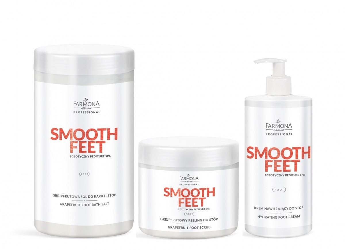 Farmona Farmona smooth feet zabieg regenerujaco-wygładzający na stopy FAR SMOOTH FEET