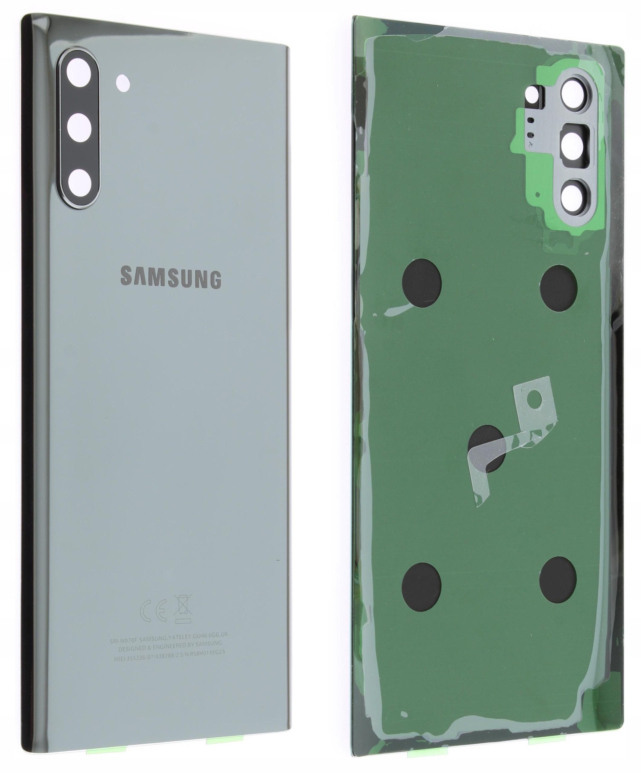 Samsung Klapka Baterii Obudowa Do Galaxy Note 10