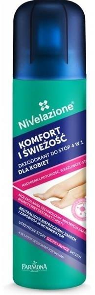 Farmona Farmona Nivelazione 4w1 dezodorant do stóp dla kobiet 180ml