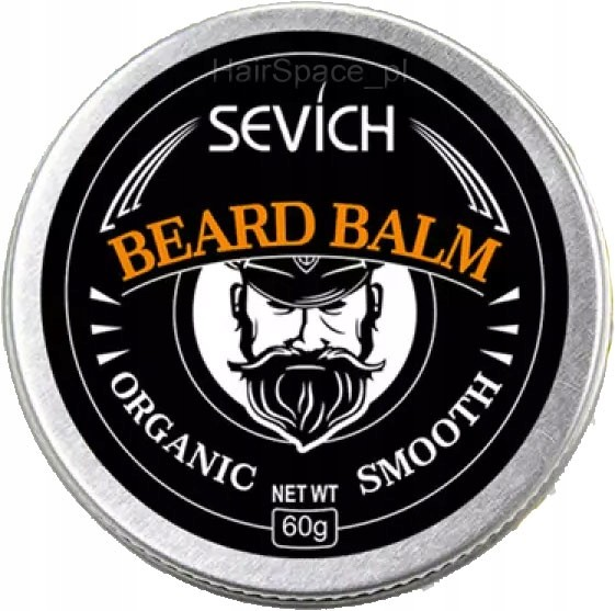 Beard Balm Sevich 60g Balsam Pielęgnacja Broda