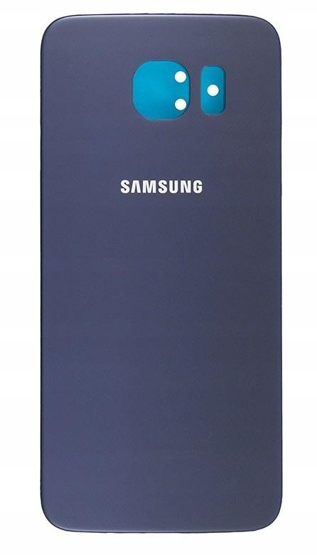 Samsung Org klapka Galaxy S6 SM-G920F - czarna