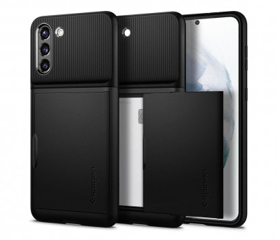 Spigen Slim Armor CS do Samsung Galaxy S21+ black