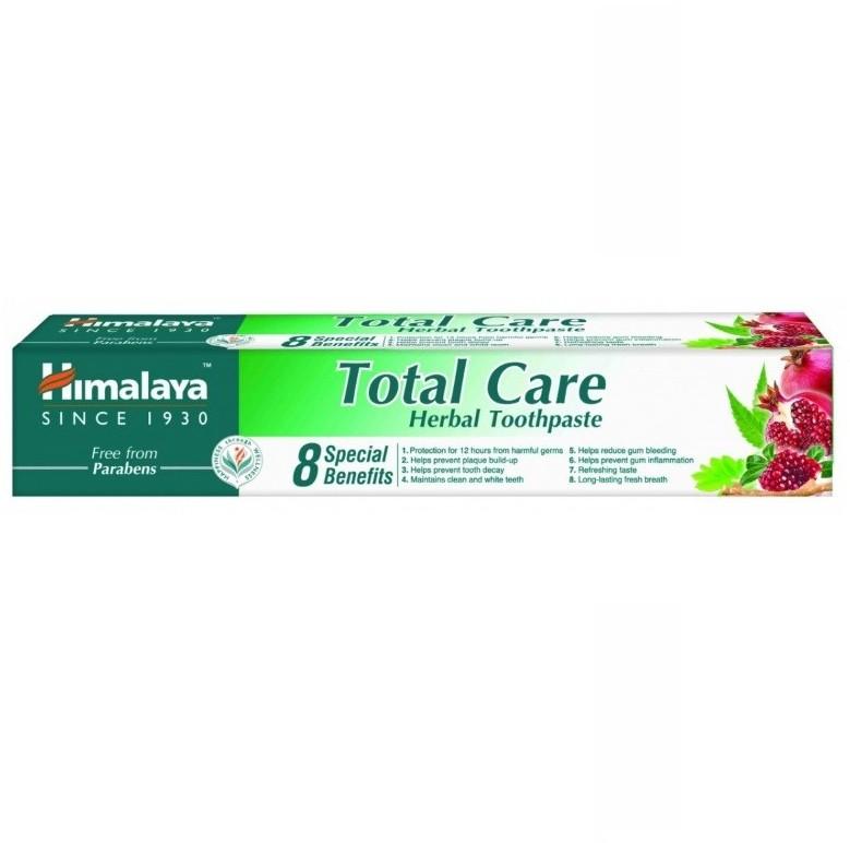 HIMALAYA Himalaya Pasta do zębów Total Care 75 ml granat H459