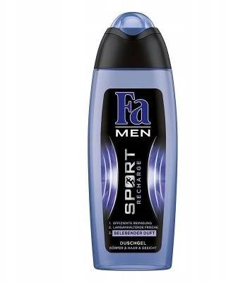 Fa Men Sport Recharge Blebender Żel pod prysznic