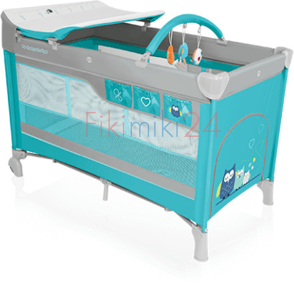 Baby Design Dream New Turkusowy 05