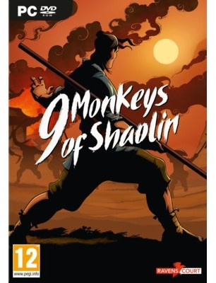 9 Monkeys of Shaolin (GRA PC)