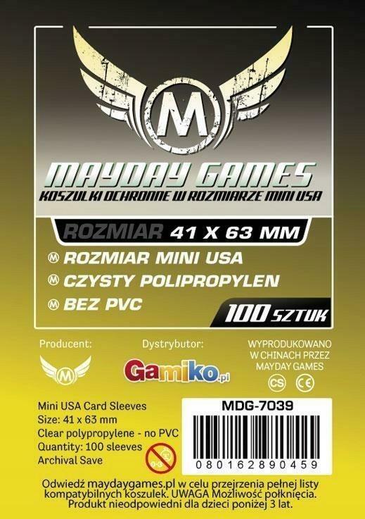 Mayday Games Koszulki Mini American 41x63