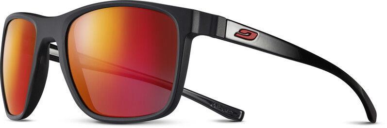 Julbo Trip Spectron 3CF Okulary przeciwsłoneczne Mężczyźni, matt black/black shiny/multilayer red 2020 Okulary przeciwsłoneczne J5101114