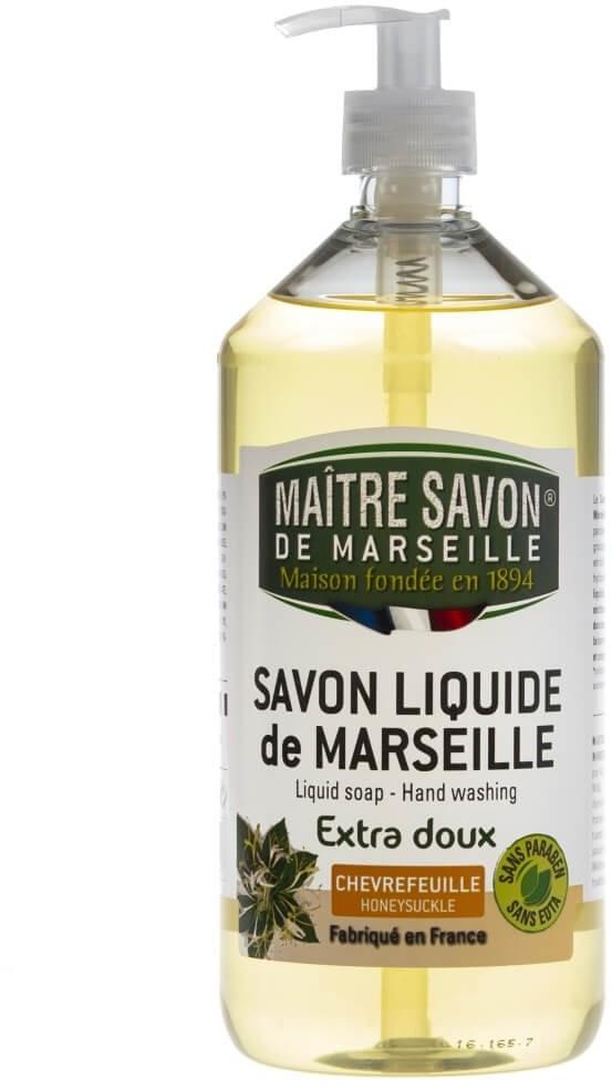 Maitre Savon De Marseille Mydło marsylskie w płynie wiciokrzew 1000 ml - Maître Savon MS12912