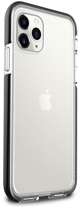 PURO Impact Pro Hard Shield Etui iPhone 11 Pro czarna ramka IPCX19HARDSHBLK 8033830280634