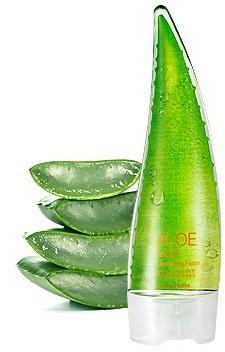 Holika Holika Aloe Facial Cleansing Foam Lekka pianka oczyszczająca do twarzy z ekstraktem z aloesu 150ml 1234582227