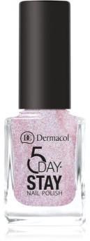 Dermacol 5 Day Stay lakier do paznokci o dużej trwałości odcień 47 Sparkle 11 ml