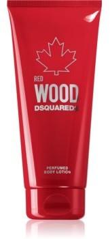 Dsquared2 Red Wood perfumowane mleczko do ciała dla kobiet 200 ml