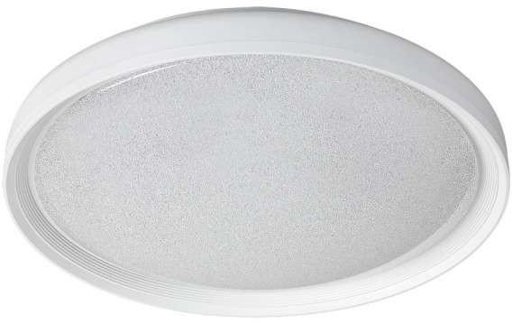 Rabalux LAMPA sufitowa ESME 2299 okrągła OPRAWA natynkowa LED 24W plafon z pilotem biały 2299