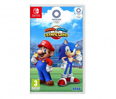 Mario and Sonic at the Olympic Games Tokyo 2020 (GRA NINTENDO SWITCH)