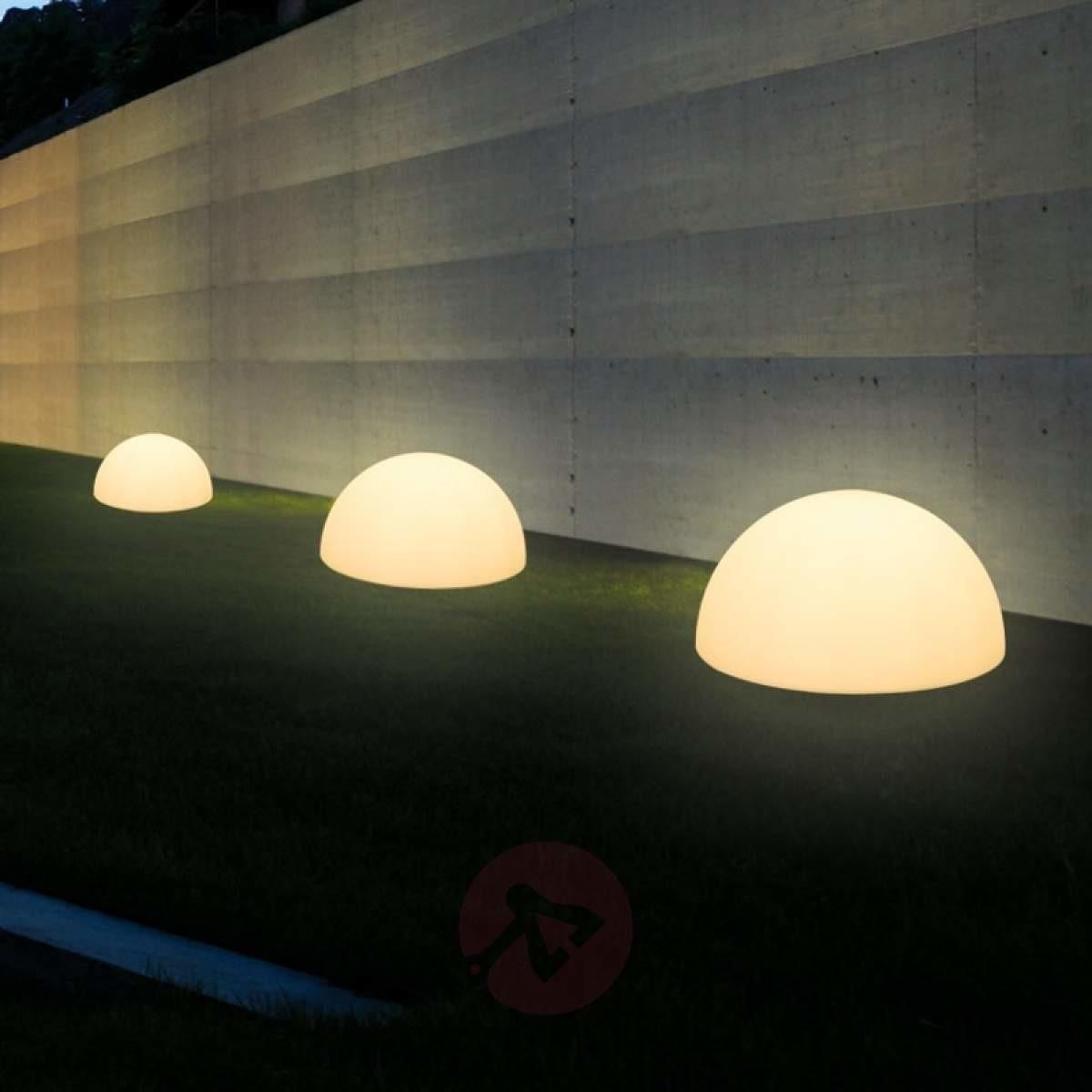 Linea Light Półokrągła lampa dekoracyjna OHPS do środka