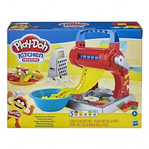 Hasbro Play-doh Makaronowe Szalenstwo E7776 Pud3