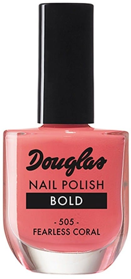 Douglas Collection Collection FEARLESS CORAL Bold Lakier do paznokci 10ml