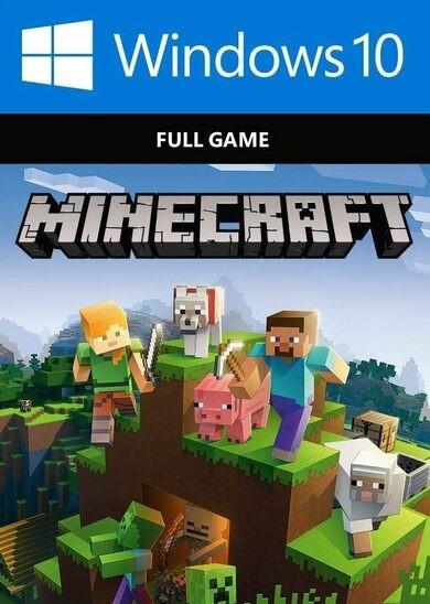 Microsoft Mojang AB Minecraft: Windows 10 Edition Key GLOBAL