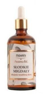 Mohani Olej ze słodkich migdałów - Sweet Almonds Oil Olej ze słodkich migdałów - Sweet Almonds Oil