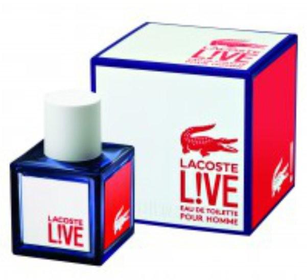Lacoste Lacoste Live Woda toaletowa 100 ml 82442817