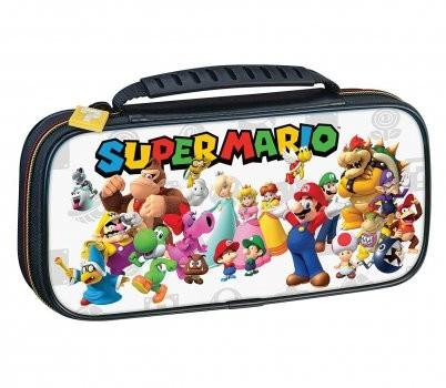 BIG BEN Etui BIG BEN Game Traveler Deluxe Travel Case Super Mario i Przyjaciele do Nintendo Switch