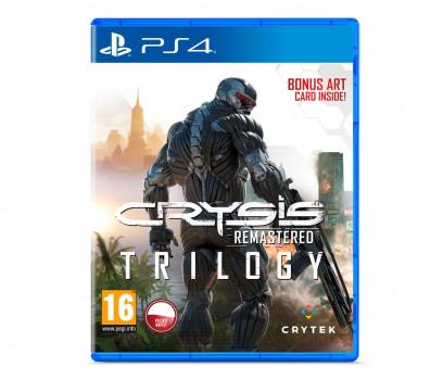Crysis Remastered Trilogy (GRA PS4)
