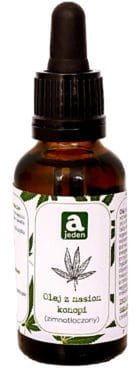 Ajeden Ajeden Olej z Nasion Konopi 30 ml 9728-990F8