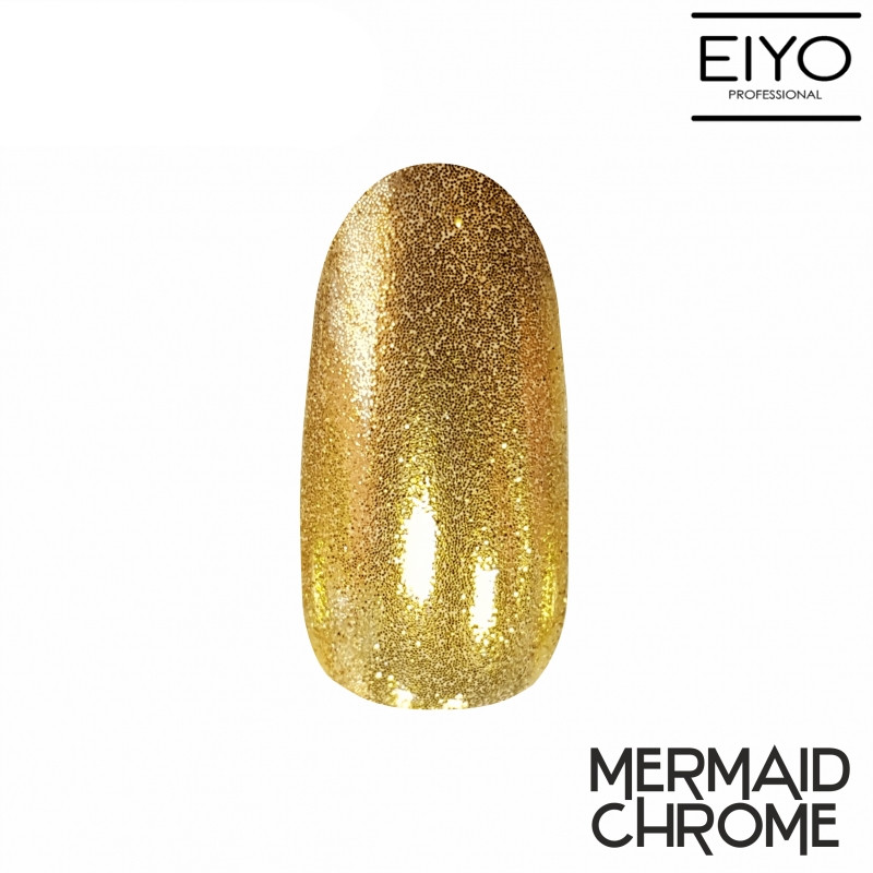Nails Company Pyłek Mermaid Chrom No1 MERMAID-CH-1