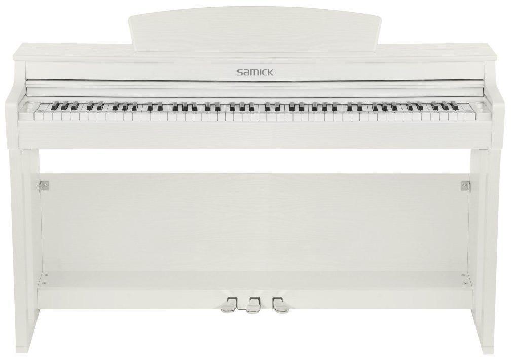 Samick Piano DP-300 WH - pianino cyfrowe
