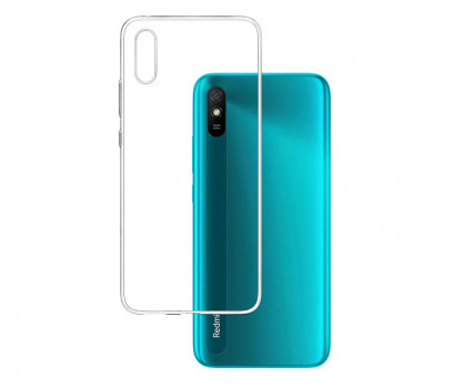 3mk 3mk Clear Case do Xiaomi Redmi 9A