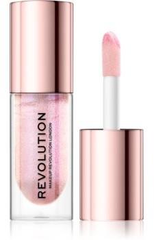Makeup Revolution Shimmer Bomb połyskujący błyszczyk do ust odcień Sparkle 4,6 ml