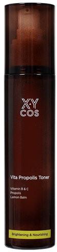 XYcos XYcos Vita Propolis Toner Tonik rozświetlający do twarzy 120ml 50967-uniw