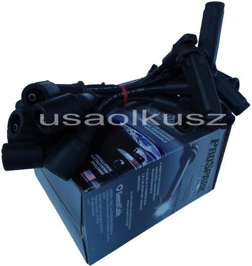 ProSpark Przewody zapłonowe GMC Envoy 5,3 V8 2005-2008